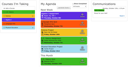 two great google calendars for the classroom tcea blog