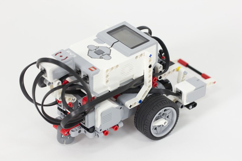 LEGO MINDSTORMS EV3 Software Gets an Update • TechNotes Blog