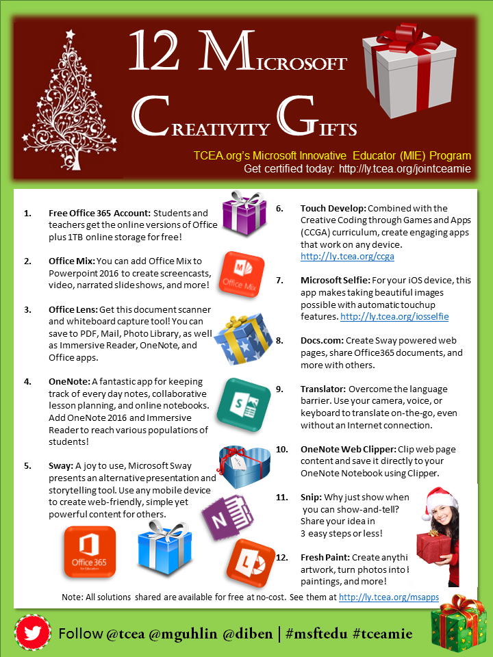 12 Days Of Christmas With Microsoft Technotes Blog