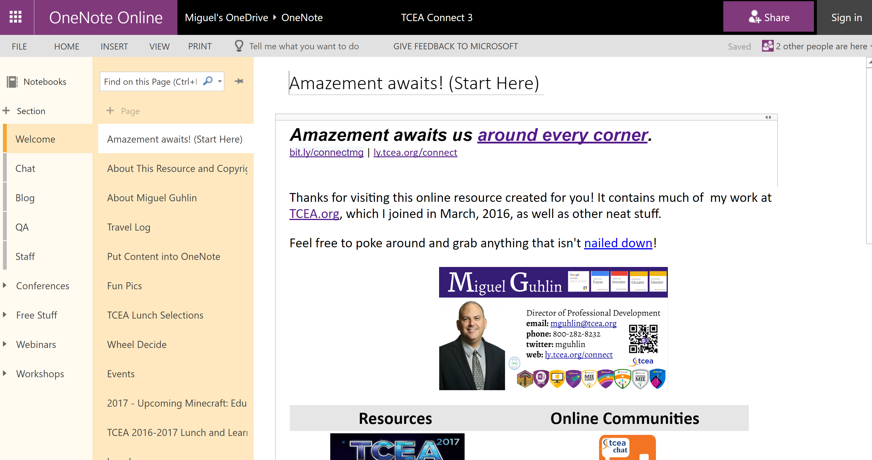 Gamifying OneNote Learning • TechNotes Blog