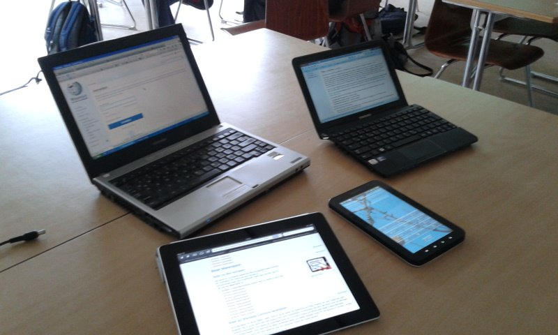 BYOT implementation