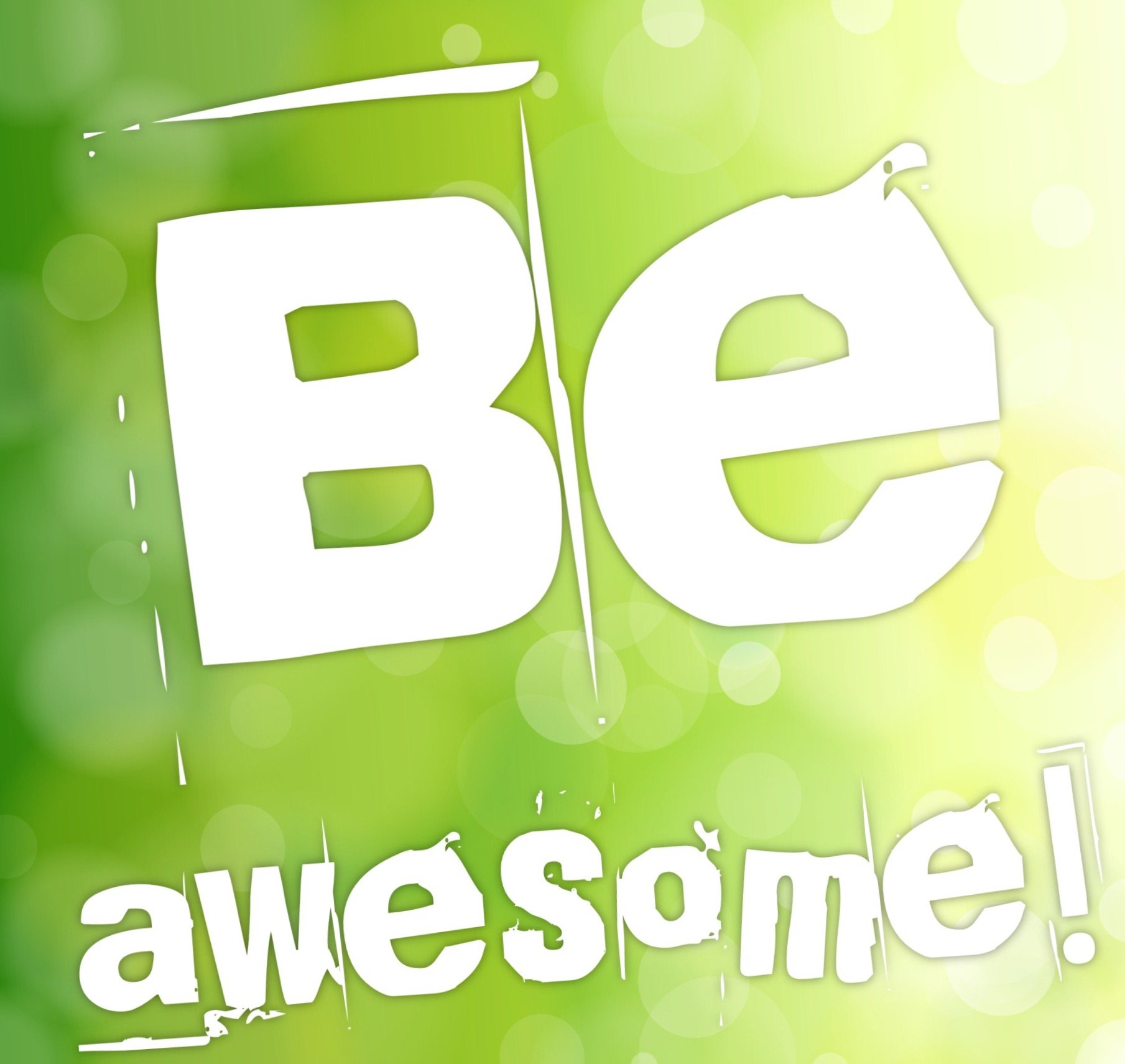 be awesome image