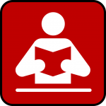 summer reading list icon