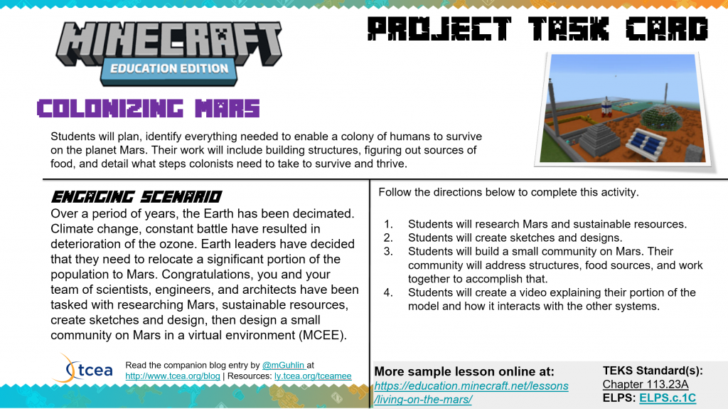 Remix The 5e Model With Pbl And Technology Tcea Blog