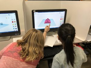 Fostering global connections through Tinkercad project