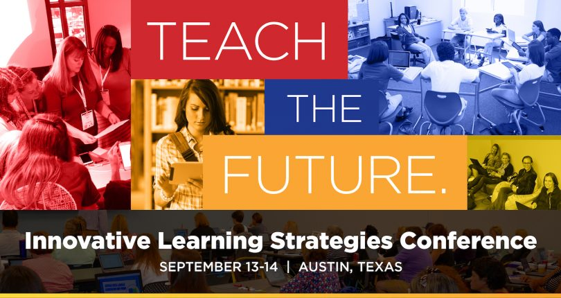 Innovative Learning Strategies Conference banner