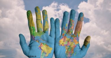 Global perspective is in your hands