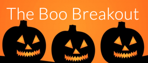 Boo Breakout title page