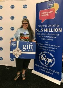 Angel Herring, Kroger Classroom Champ
