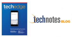TCEA Tech Resources - TechEdge magazine and TechNotes blog