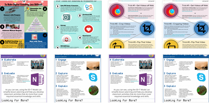 infographics templates with google slides tcea blog