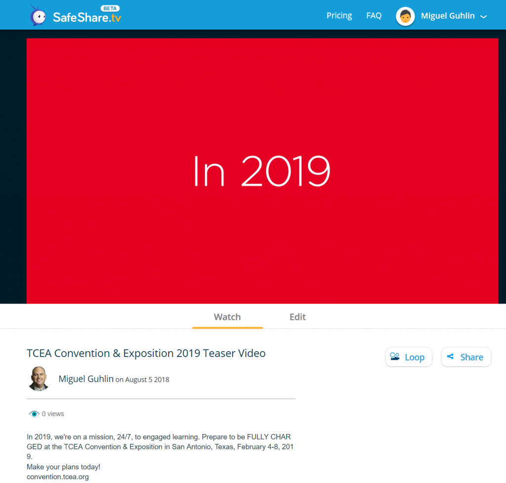 TCEA Responds: Download YouTube Videos • TechNotes Blog