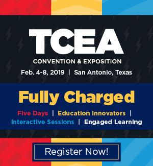 2019 TCEA Convention & Exposition