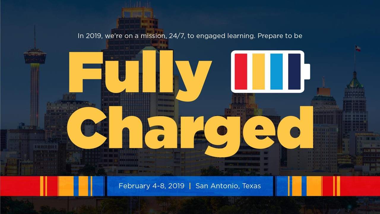 2019 TCEA Convention