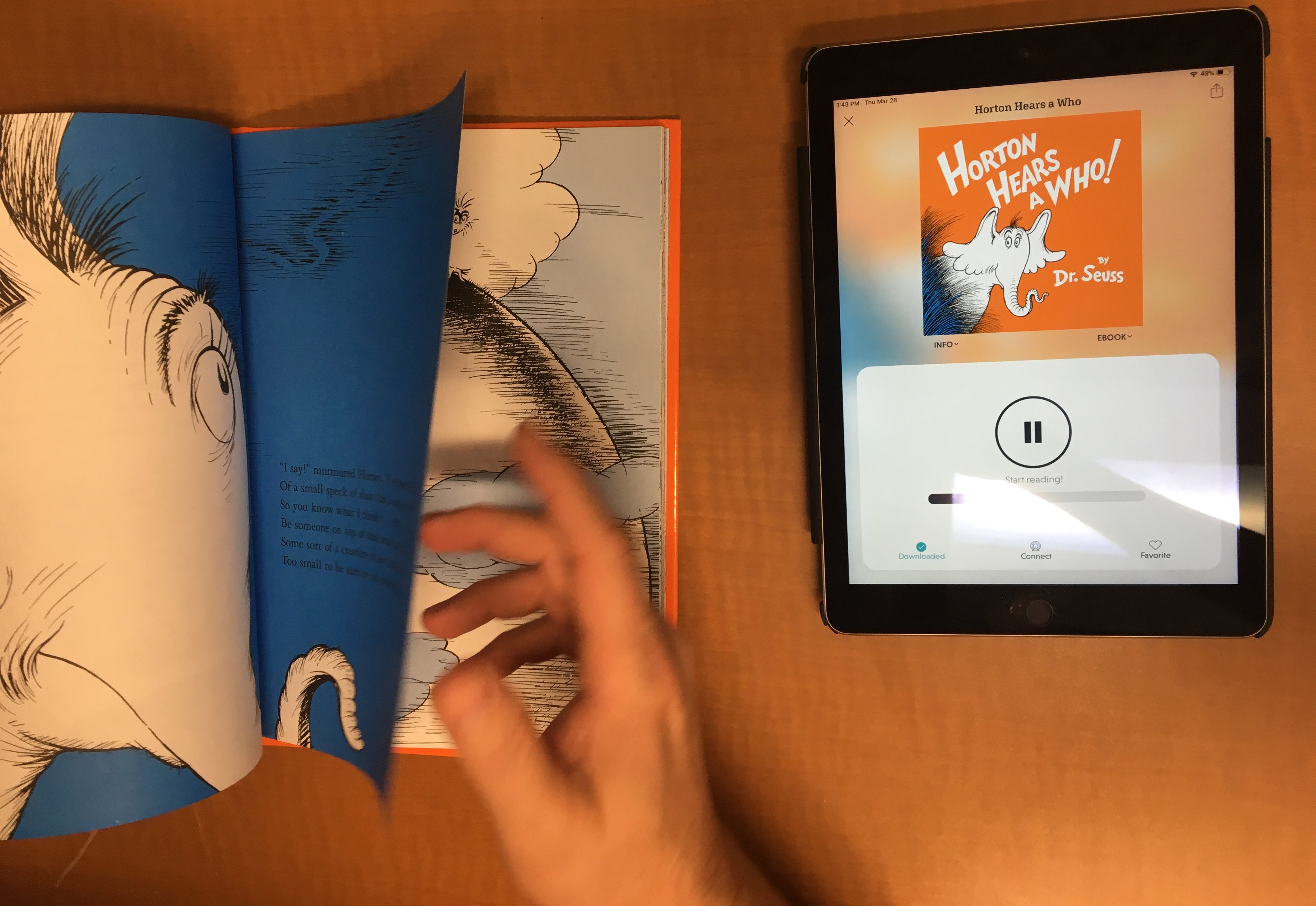 Take Reading to the Next Level with Novel Effect • TechNotes