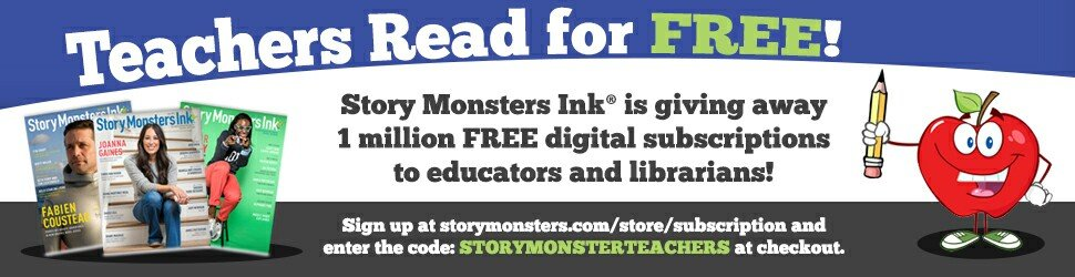 story monsters magazine