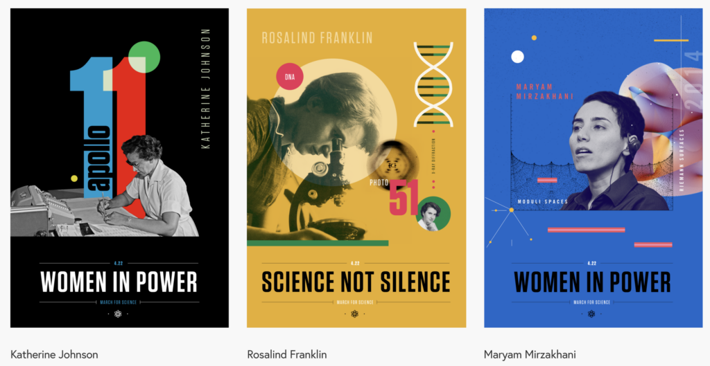 March for Science Posters