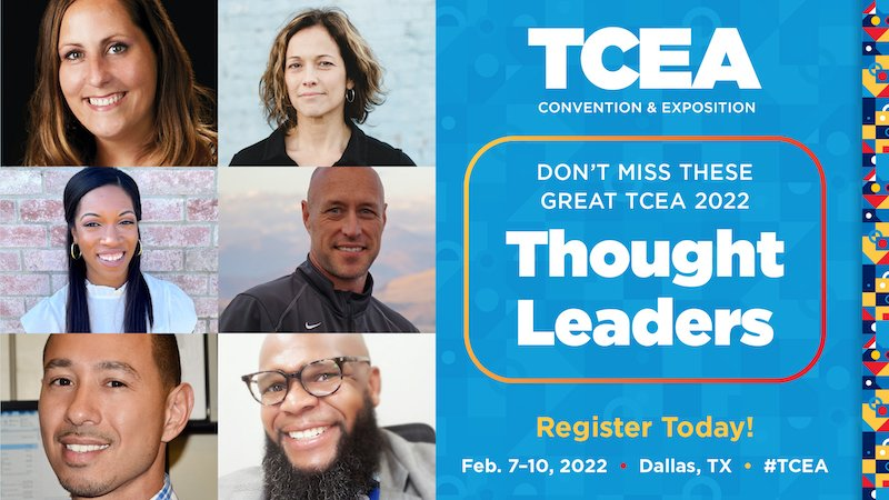 TCEA 2022 Thought Leaders